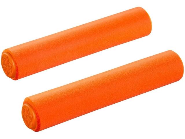 Supacaz Siliconez handvatten oranje